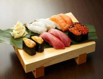 Фото. Суши из рыбы