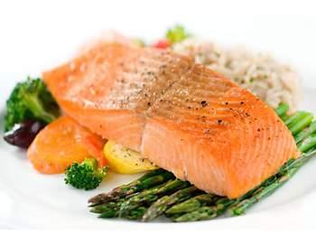 Фото. Пища насыщенная витамином Д
