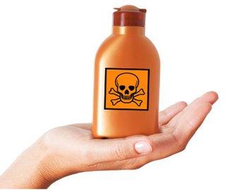 химикаты в продуктах личной гигиены