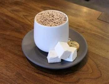 приготовленное какао