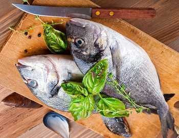 рыба не содержит ртуть