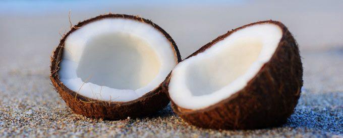 кокосовый фрукт