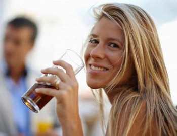 влияние алкоголя на женщин