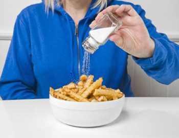 связь соли с ожирением