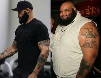 парень который похудел