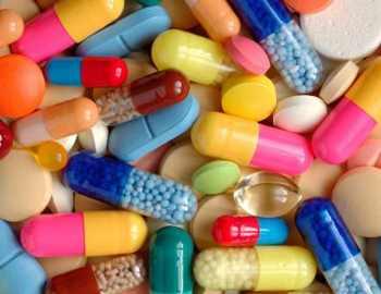 лекарства в море