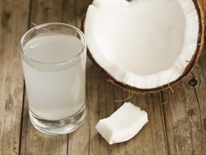 сок из кокоса