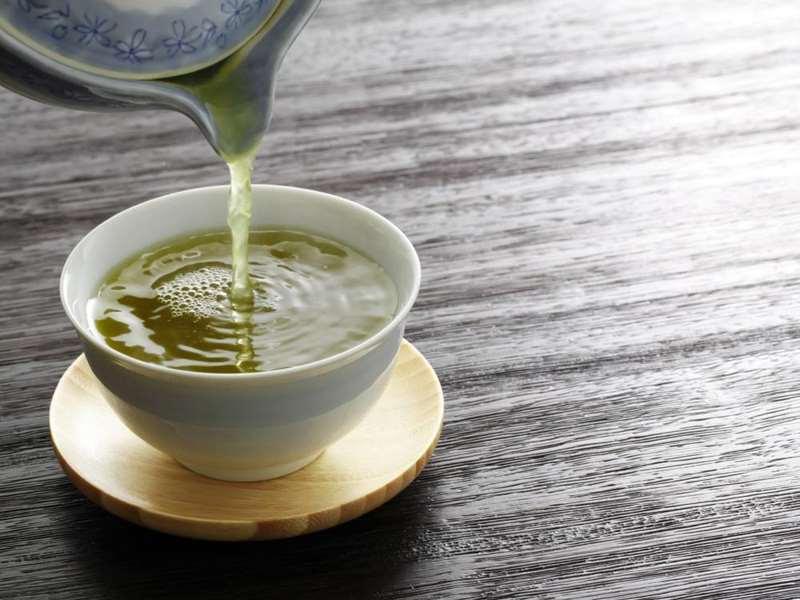 приготовленый чай