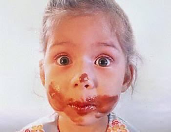 шоколад и зубы