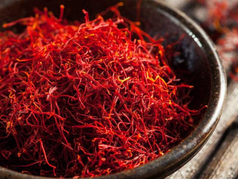 красный шафран