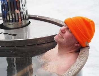 горячая ванная