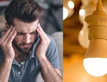 головные боли от ламп
