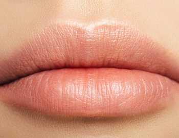 губы человека