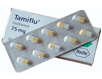 таблетки Тамифлю