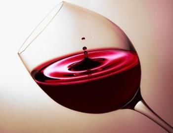 бокал вина