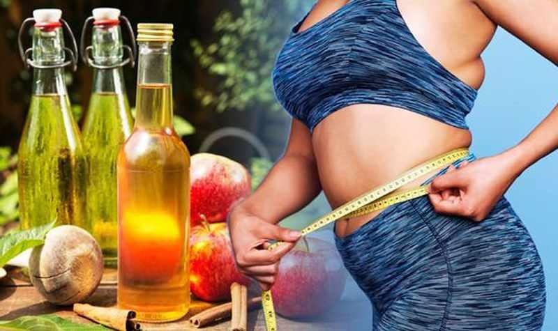польза яблочного укусуса для полноты