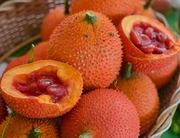 плоды гак