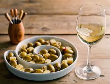 оливковое вино