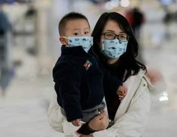 распространение коронавируса в Китае