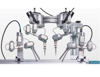 Робот по супермикрохирургии