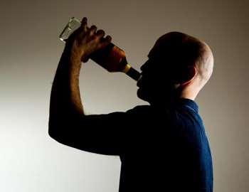 нехватка цинка и алкоголь