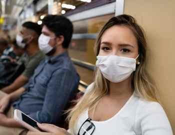 ношение масок в транспорте