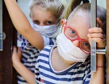 дети в мсаках коронавирус