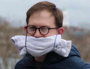 маска для лица коронавирус