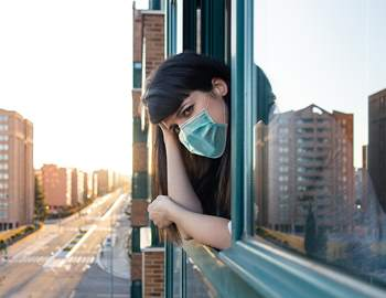коронавирус самоизоляция