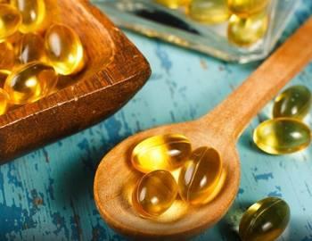 рыба витамин Д рыбий жир