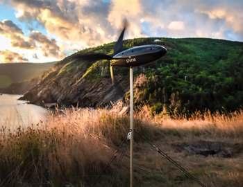 турбина Shine Turbine Wind Charger