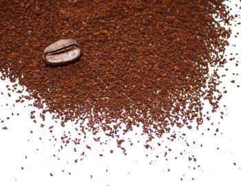 размельченный кофе